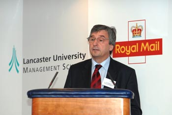The Rt Hon Jim Fitzpatrick MP