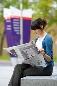 Newspaper league tables rank Lancaster University highly