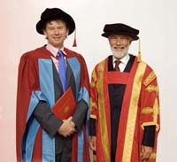 Michael Wood, Doctor of Letters (honoris causa)