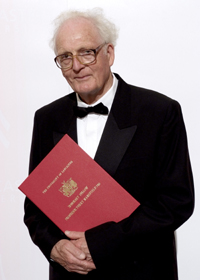 Professor Emeritus Terry Mansfield